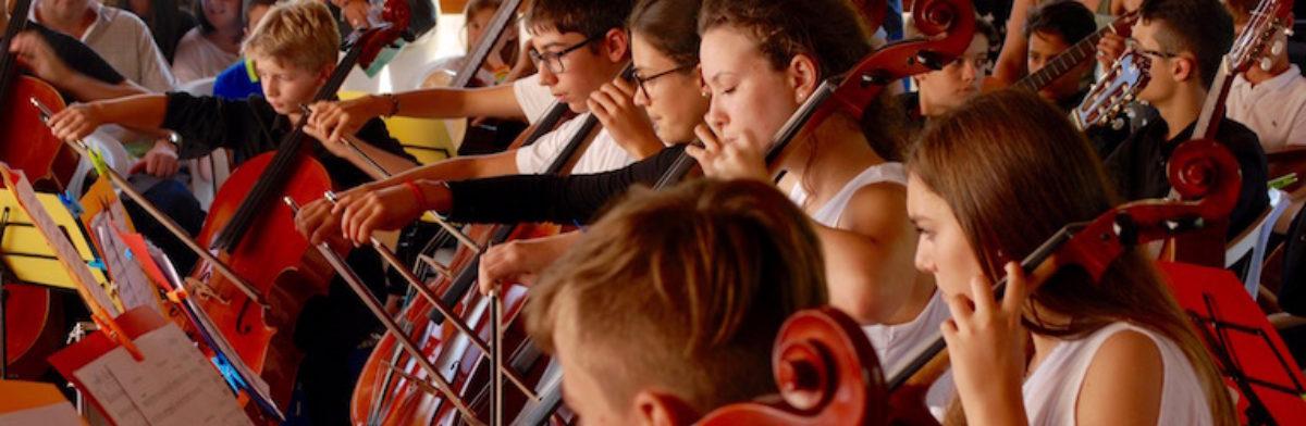 Dal 24 settembre ripartono i corsi della Scuola di Musica Fadiesis