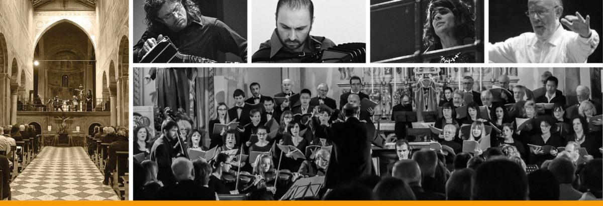 Il requiem di Mozart con la fisarmonica: il Festival ritorna all'Abbazia di Sesto al Reghena