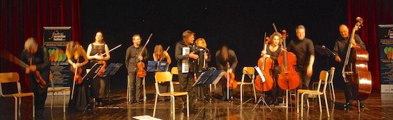Otto Stagioni di Vivaldi Piazzolla