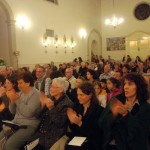 Pubblico di Andreis applaude al Quinteto Porteño
