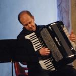 Riccardo Centazzo, fisarmonicista di origine friulana