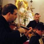 Il Quinteto Porteño nella parrocchiale di Andreis